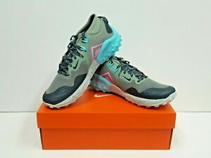 NIKE WILDHORSE 6 Women's TRAIL Running Shoes Size 9 (BV7099 300) NEW