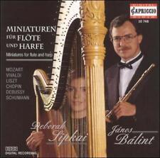 Miniaturen für Flöte und Harfe, New Music