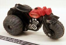 """Tomy Honda ATC Pop Cycles 3-Wheeler RARE (BROKEN) Under 3"""" Long"""