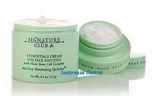 Signature Club A 5 Essentials Creme with Plant Stem Cell Complex for Face & Eyes