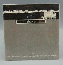 Abiku Live (CD, 2007) MTG Records baltimore