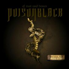 POISONBLACK rust and bones CD (SENTENCED EX MEMBERS