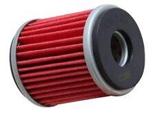 K&N Oil Filter, KN-140 ,Yamaha, WR250, XT250, YFZ450R, YZ250F,450F, 2009-15