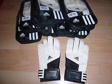 Adidas neue Fußball Handschuhe ADI Training  Größe 10 weiß/schwarz
