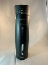 NEW Rabbit Electric Preserver Stainless Steel Innovation Tool Pump and Preserve