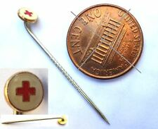 vintage German RED CROSS Badge Needle, insigne Croix rouge allemande germany