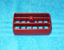 1987 1988 1989 1990 1991 1992 1993 Mustang LX GT Cnv ORIG RED DASH VENT REGISTER