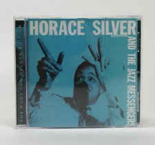 Horace Silver and the Jazz Messengers [Remaster] (CD, 2005, Blue Note)