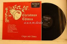 "Christmas Chimes - Organ and Chimes, LP 12"" (G)"