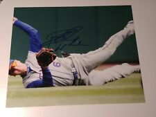 Brad Wilkerson Texas Rangers Signed 8x10