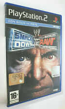 WWE Smackdown VS Raw - Playstation 2 PS2