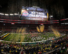 Ohio State Buckeyes 2014 National Championship 16x20 Photo on Premium Paper