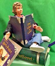 Hallmark Harry Potter Hermione Granger Figurine w/ Photo Frame & Drawer NWT 2000