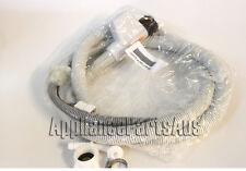 WESTINGHOUSE DISHWASHER INLET HOSE INLET SOLENOID ON HOSE P/N 0571400165 GENUINE