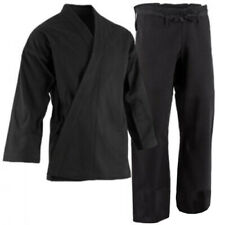 TMA 14 oz Extra Heavyweight Brushed Cotton Drawstring Uniform Karate Gi