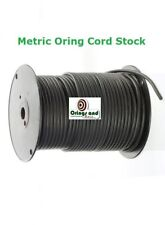 Metric Buna O-ring Cord 2mm 70 Duro Price for 10 ft