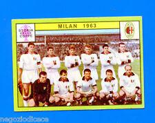 New CALCIATORI PANINI 1968-69-Figurina-Sticker - MILAN 1963 -Nuova