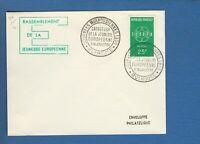Europa CEPT (306 21) 1959 SST Frankreich, MÜHLHAUSEN MULHOUSE  9-10.07 1960