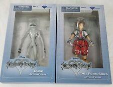 Kingdom Hearts Limit Form Sora Dusk Series 2.5 New Sealed Diamond Select