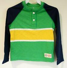 NWT Gap Kids Henley Shirt Boy's Size XS / 4-5