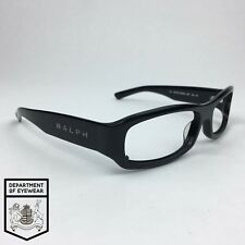 RALPH LAUREN  eyeglass BLACK  RECTANGLE EYEGLASS FRAME Authentic. MOD:RALPH 7545