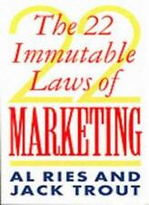 The 22 Immutable Laws Of Marketing,Al Ries, Jack Trout