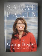 Sarah Palin Going Rogue Numbered Collectors 1st Edition - Free US Shipping!