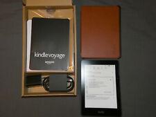 Amazon Kindle Voyage 7th Generation B013 Wi-Fi, 6in bundle