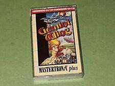 Gemini Wing Commodore 64 C64 Game - Mastertronic Plus (scc) & *