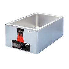 "Vollrath 72020 13-3/4""W Cayenne Full Size Countertop Food Warmer"