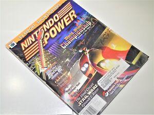 #122 122 Nintendo Power Star Wars Racer N64 Video Game System NES