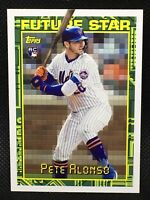 2019 Topps Archives Pete Alonso RC FUTURE STAR Retro 94' Version SP (NYM) #6