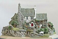 "Lilliput Lane ~ HIGH GHYLL FARM ~ 635 ~ Box & Deeds ~ 5.00"" Tall ~ Cumbria"