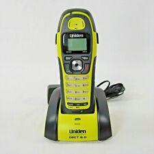 Uniden Sumergible DECT Teléfono Inalámbrico Impermeable 6.0 W Base & Nueva Batería