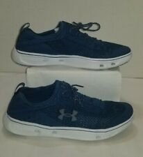 MEN'S UNDER ARMOUR 1268873-403 KILCHIS WATER FISHING CASUAL SHOE *SIZE 9*