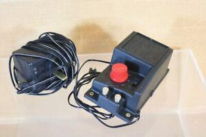 HORNBY R965 SPEED CONTROLLER 0 - 12 VOLT POWER TRANSFORMER & 240 Volt INPUT nr