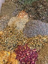 1 (ONE) lb. Dried Herbs for Chicken nesting box- Happy hens' Aromatherapy
