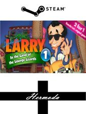 Leisure Suit Larry 1-In the Land of The Lounge Lizards Clé Steam-pour PC