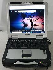 Panasonic ToughBook CF-31 MK5 i5-3300U 1TB SSD 16GB RAM 2.30GHz CD/DVD Win10 Pro