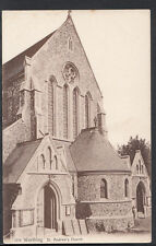 Sussex Postcard - Worthing - St Andrew's Church   DP457