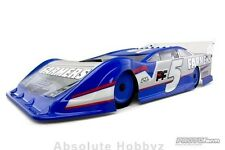 ProtoForm Nor'easter Clear Body (for 1:10 Dirt Oval Late Model) - PRM1238-30