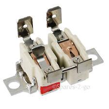 CREDA Storage Heater Limit Thermostat TSB Duoclic 155°C Limit / 205°C