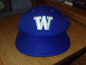 University of Washington - HUSKIES - Youth Baseball Hat / Cap - Purple