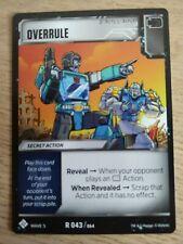 Transformers TCG - Wave 5 - Overrule - R 043/064