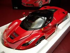 HOT WHEELS ELITE BCT79  FERRARI LaFerrari F70 HYBRID NEW ENZO 1/18  RARE RED
