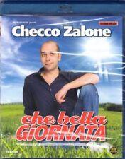 Blu Ray  CHE BELLA GIORNATA ** Checco Zalone **   ......NUOVO