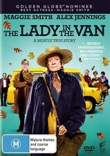 THE LADY IN THE VAN DVD MAGGIE SMITH ***