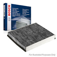 Fits Audi A4 B7 Genuine Bosch Activated Carbon Cabin Pollen Filter
