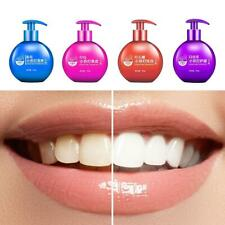 Natural Intensive Stain Remover Whitening Toothpaste Fight Bleeding Gums 2019