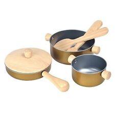 Plan Toys Plan LargeScale 34130 Cooking Utensils